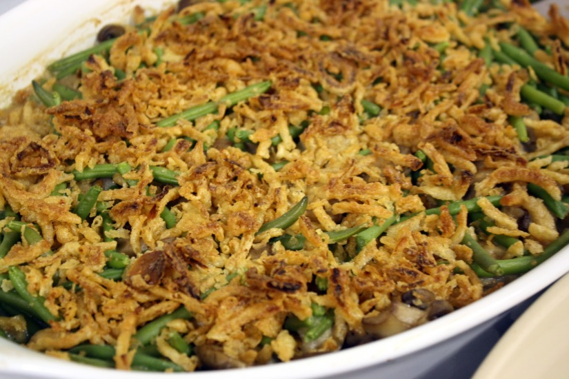 Green Bean Casserole Post-Bake1